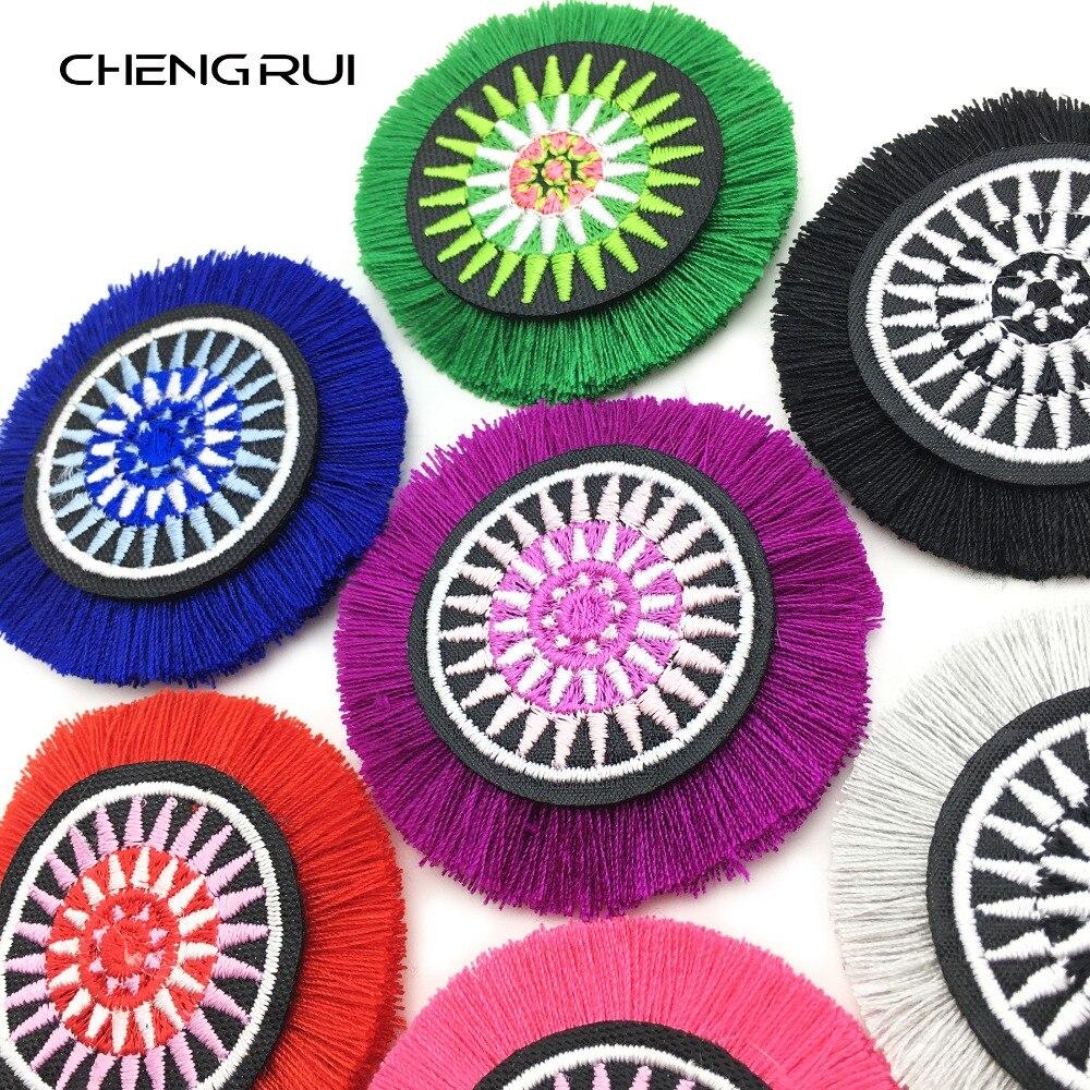 CHENGRUI L182 5cm,fringe,cotton tassel,craft tassel,cotton tassel to decorate,DIY hand made,household items,2pcs/bag