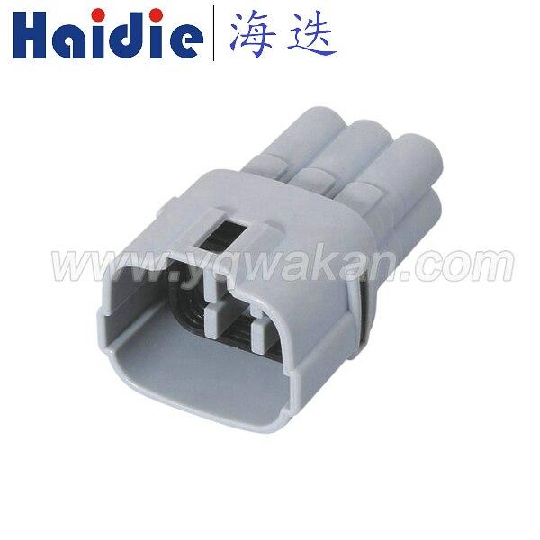 Livraison gratuite 5 ensembles sumitomo 6pin MT scellé série 2.3mm plug  mâle automobile étanche fil modifié connecteurs 6187-6561 94dc7807f7b