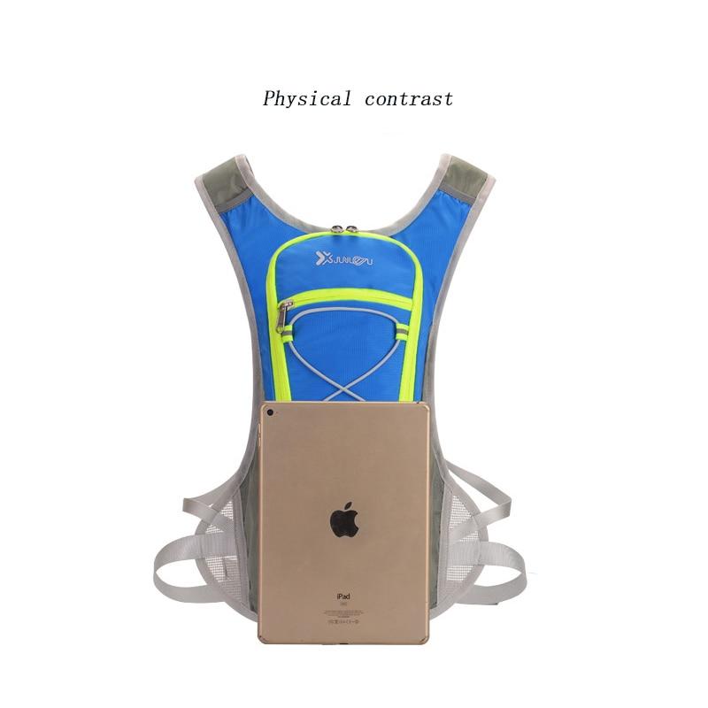 Sports Running Backpack Outdoor Ultra Light 20L Camel Water Bag Riding hydration Shoulder Bag Camping Water Bags in Running Bags from Sports Entertainment