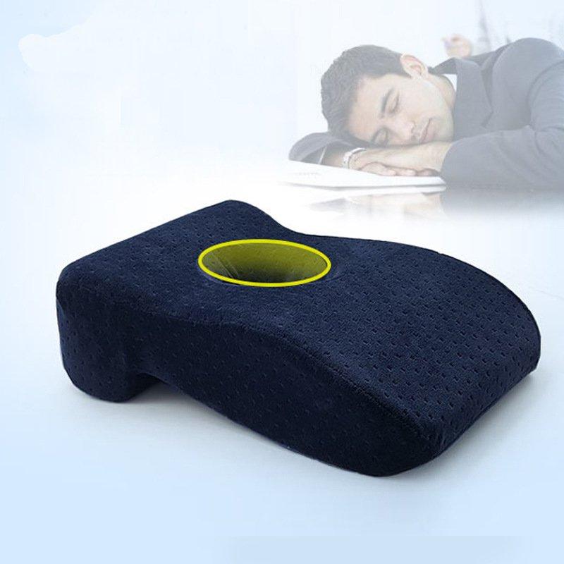 Cushion Memory Foam Pillow Office Nap