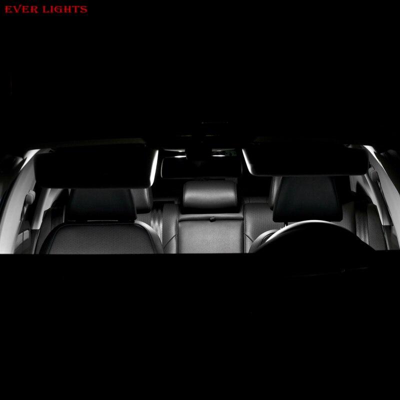 XIEYOU 18 ədəd LED Canbus İnteryer İşıq Dəstləri Paketi - Avtomobil işıqları - Fotoqrafiya 3