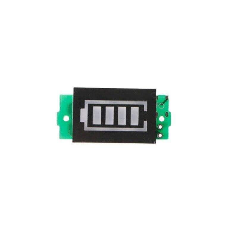 Videospiele Schneidig 4 S 4 Serie 16,8 V Power Level Lithium-batterie Kapazität Blau Display Anzeige Modul Ohne Fall Version Unterhaltungselektronik