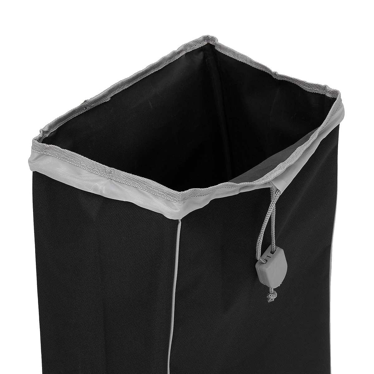 45L Складная хозяйственная сумка-тележка на колесиках, сумка для тележки на колесиках, корзина для багажа, колеса, ткань Оксфорд, Floding