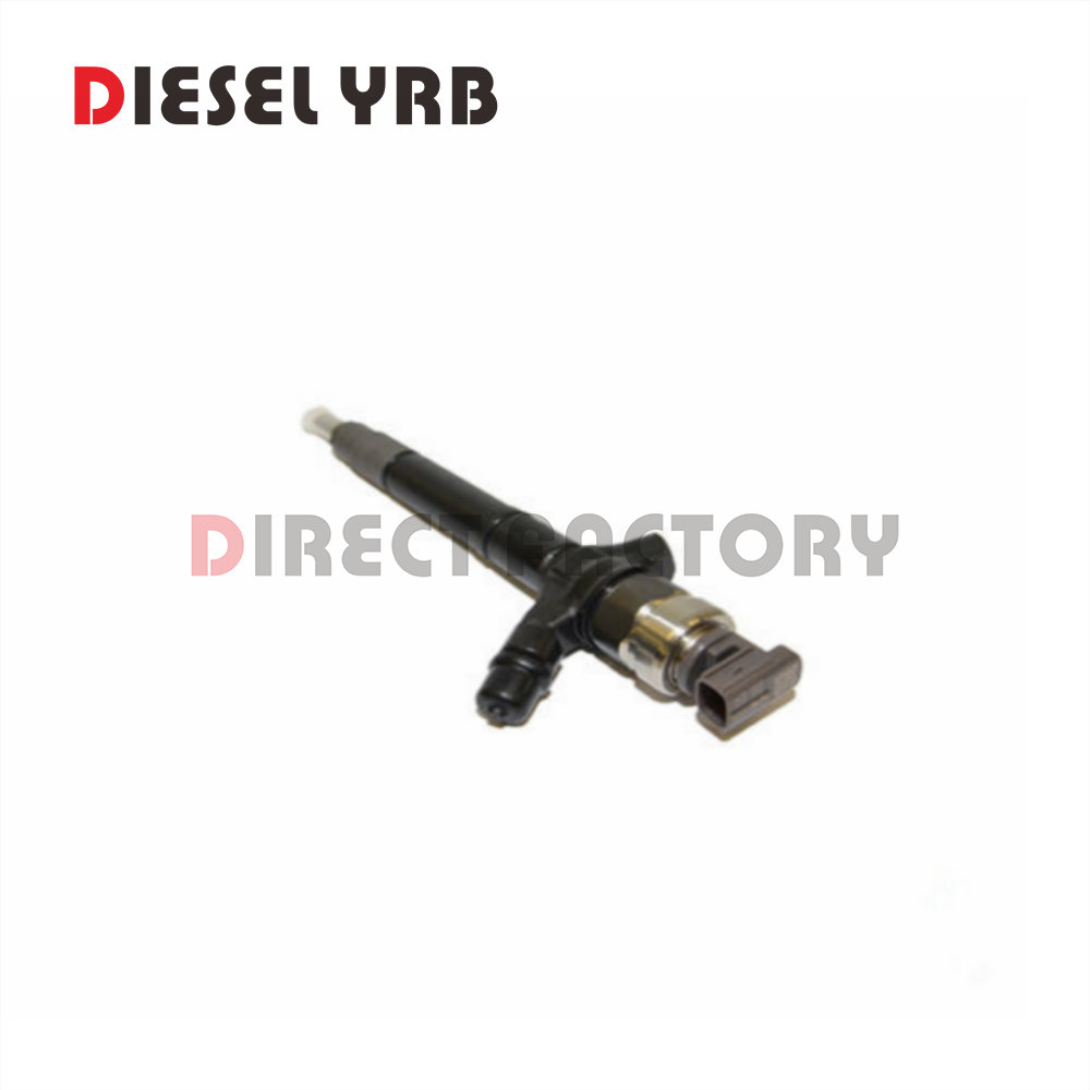 genuine and brand New common rail Injector 095000-9780 for 9709500-978 23670-51031