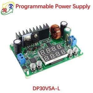 Image 4 - RD DP30V5A L sabit gerilim akım adım aşağı programlanabilir güç kaynağı modülü buck gerilim dönüştürücü regülatörü LED ekran