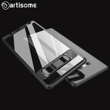 ARTISOME Fitted Case For Samsung Galaxy Note 8 Case Full Protective Silicone Slim TPU PC Hard Back Cover For Samsung Note 8 Case