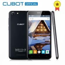 D'origine Cubot Note S 4150 mAh 5.5 Pouce HD Écran Smartphone MTK6580 Quad Core Téléphone portable 2 GB RAM + 16 GB ROM Mobile Téléphone