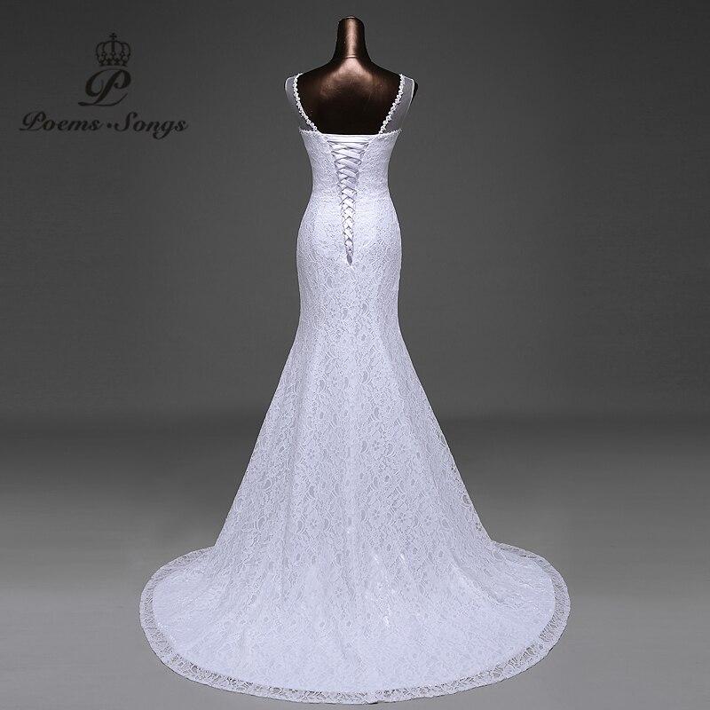 Trasporto libero filato trasparente con bellissimi fiori di pizzo sirena  abiti da sposa abiti da noiva robe de mariage dell abito di sfera in  Trasporto ... 8647a711150
