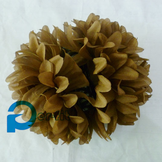 big flower hijab clip volumising flower clip silk hair claw flower khaleeji volumizer 16cm 16pcs/lot