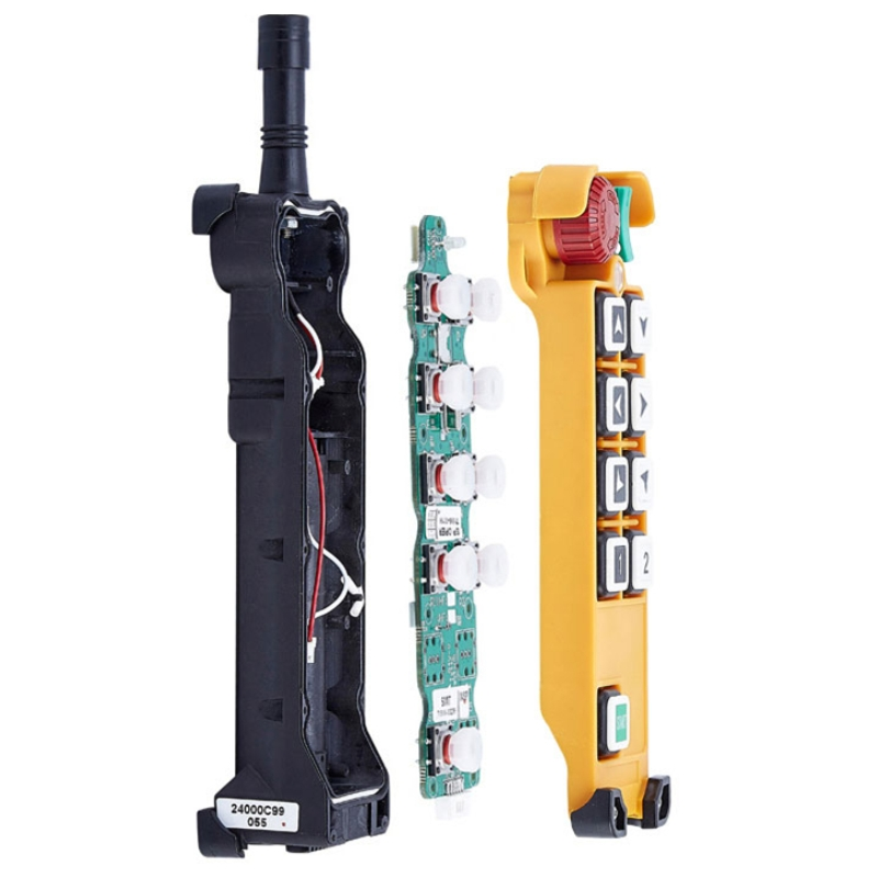 Wireless Remote Control Electric Hoist  Crane Pendant