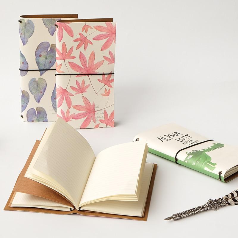 Special A6 Belt - Diary Retro Notebook 1PCS 3