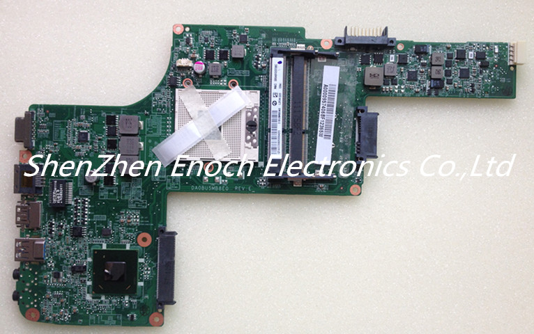 ФОТО for Toshiba satellite L730 L735 Laptop motherboard Integrated HM65 A000095740 DA0BU5MB8E0  stock No.999
