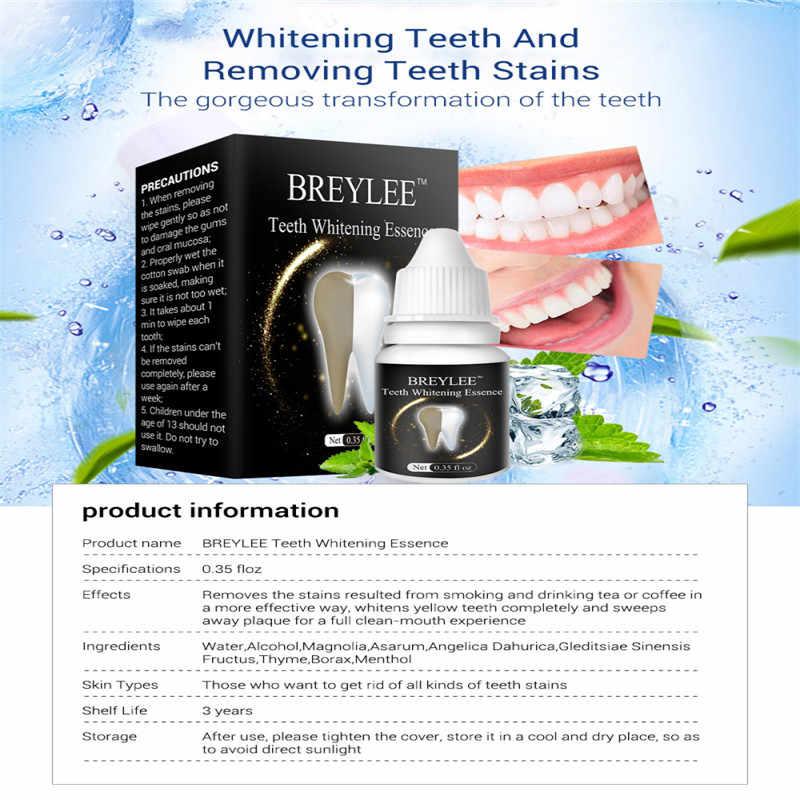 BREYLEE プラークネット歯ホワイトニング歯科粉末黒に歯黄歯タバコ茶汚れホットファッションスーツ歯ブラシ