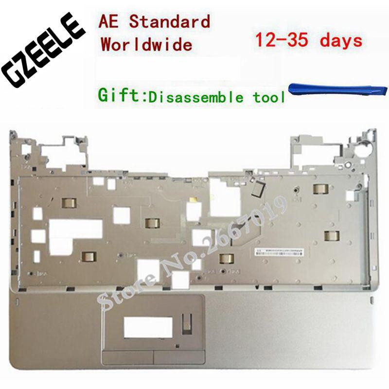 NEUE laptop ober fall shell für samsung NP350V5C NP355V5C NP355V5X 350V5C 355V5C 355V5X Palmrest ABDECKUNG splitter farbe
