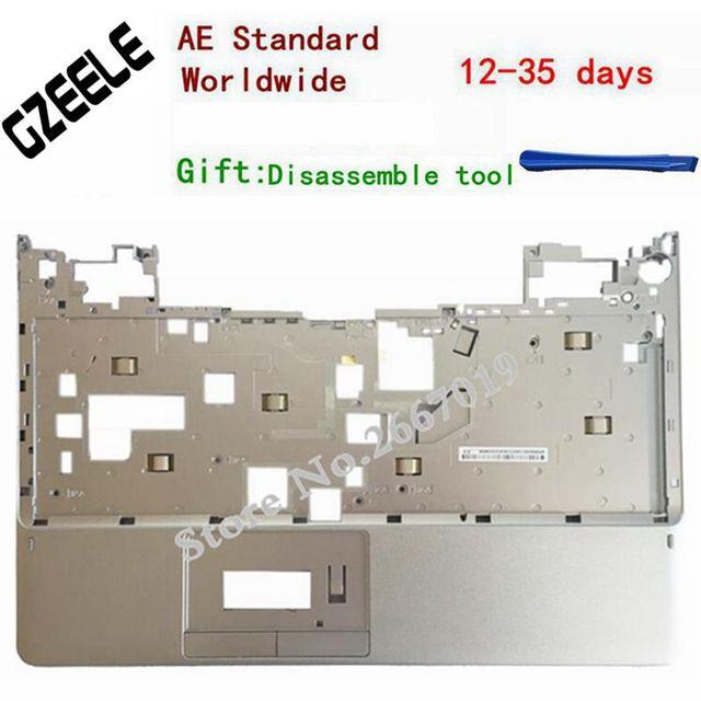 NEW laptop upper case shell for samsung NP350V5C NP355V5C NP355V5X 350V5C 355V5C 355V5X Palmrest COVER sliver color