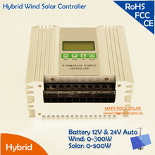 Солнечная энергия 0 — 500 Вт, Энергия ветра 0 — 300 Вт, 12 В и 24 В авто гибридный ветер — солнечное зарядное устройство контроллер широкий диапазон мощности регулируется