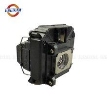 Lâmpada do projetor de substituição para elplp68 para EH TW5900/EH TW6000/EH TW6100/powerlite hc 3010e/EH TW6510C/EH TW6515C/EH TW5800C