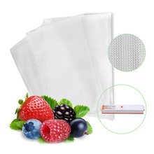 5 Size Kitchen Vacuum Food Sealer Rolls PE Food Grade Membranes Keep Fresh Vacuum Storage Bags Wrapper Film Foodsaver Rolling