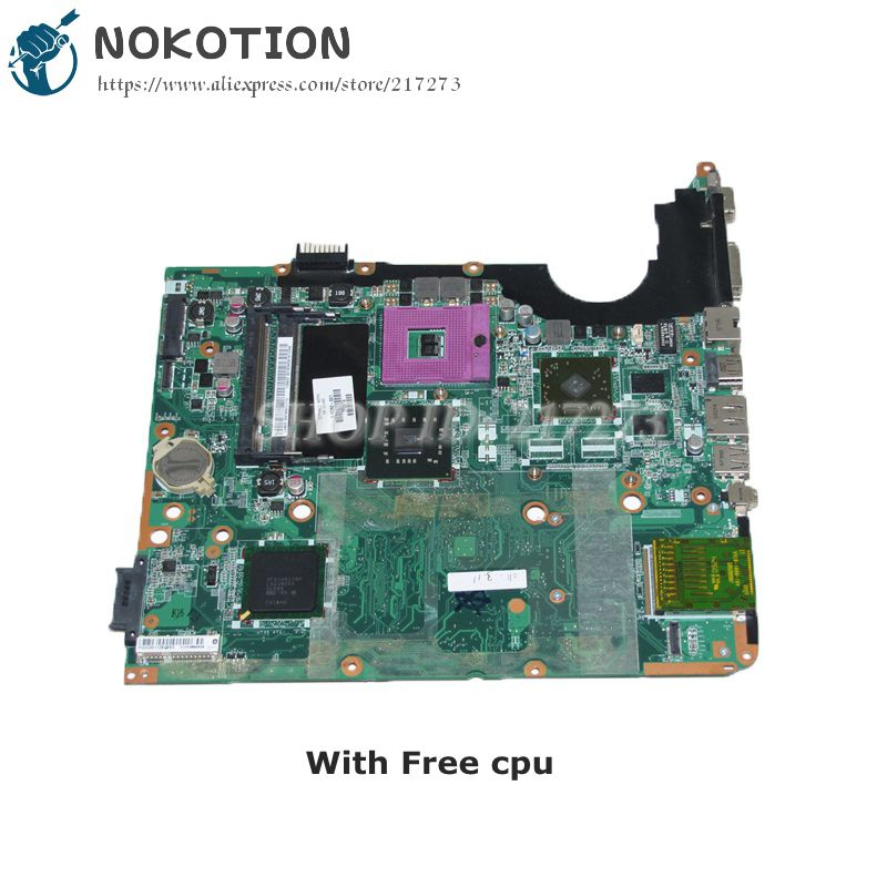NOKOTION Laptop motherboard For HP Pavilion DV7-2000 MAIN BOARD PM45 DDR2 HD4500 Free cpu 516292-001 DAUT3DMB8D0 NOKOTION Laptop motherboard For HP Pavilion DV7-2000 MAIN BOARD PM45 DDR2 HD4500 Free cpu 516292-001 DAUT3DMB8D0