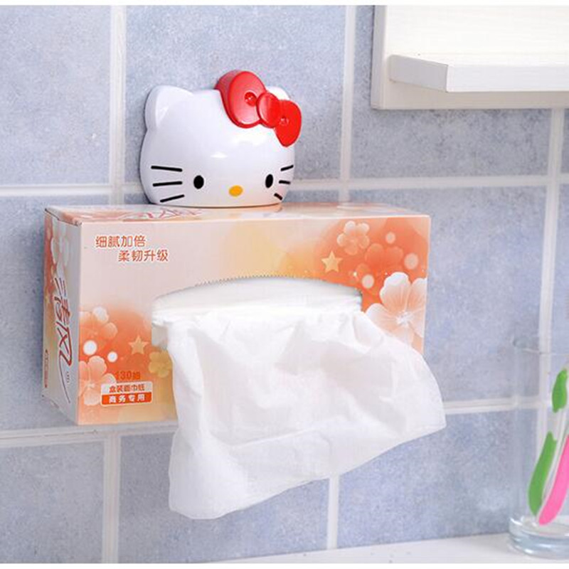 Popular cat napkin holder buy cheap cat napkin holder lots for Bathroom napkin holder