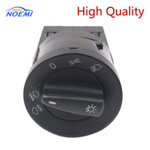 YAOPEI 1C0941531 Headlight Fog Light Width Lamp Switch Control For V W J etta MK4 Bora Golf Passat 5 Beetle 1C0941531A