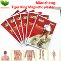 12Pieces=2boxes Miaozheng Tiger King Magnetic plaster to for pain relief of arthritis back shoulder joint pain relief patch