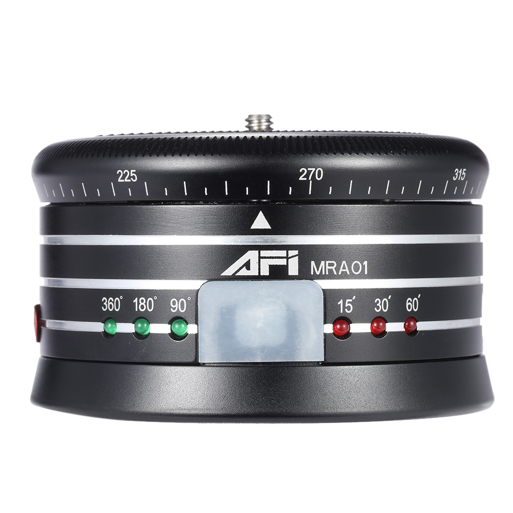 AFI MRA01 Mini Električna Panorama 360 Rotacija Vremenski Pomak - Kamera i foto - Foto 5