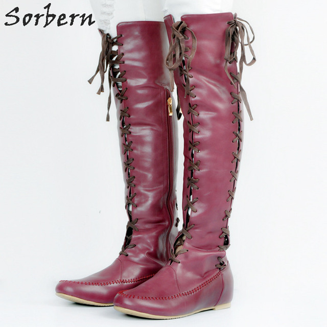 157f50377 Fashion Flat With Women Boots Plus Size Botas Mujer 2017 New Arrive Women  Boots Botte Femme