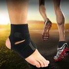 High elastic foot an...