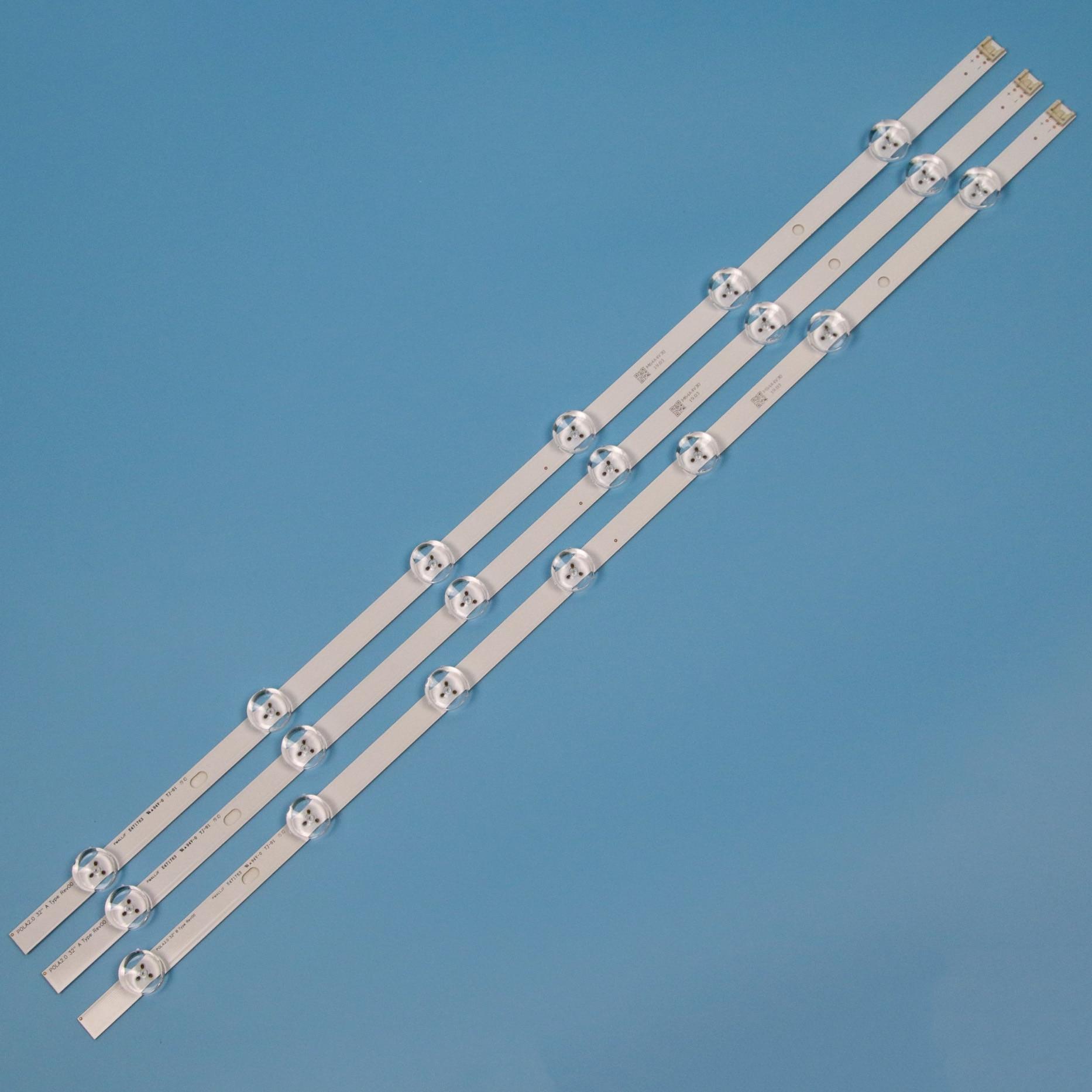 LED TV Backlight Strip For LG 32LN540B 32LN530B-UA 32LN545B LED Array Strips Kit Bars Lamp Bands HC320DXN-VSFP4-21XX VHFPA-21XX