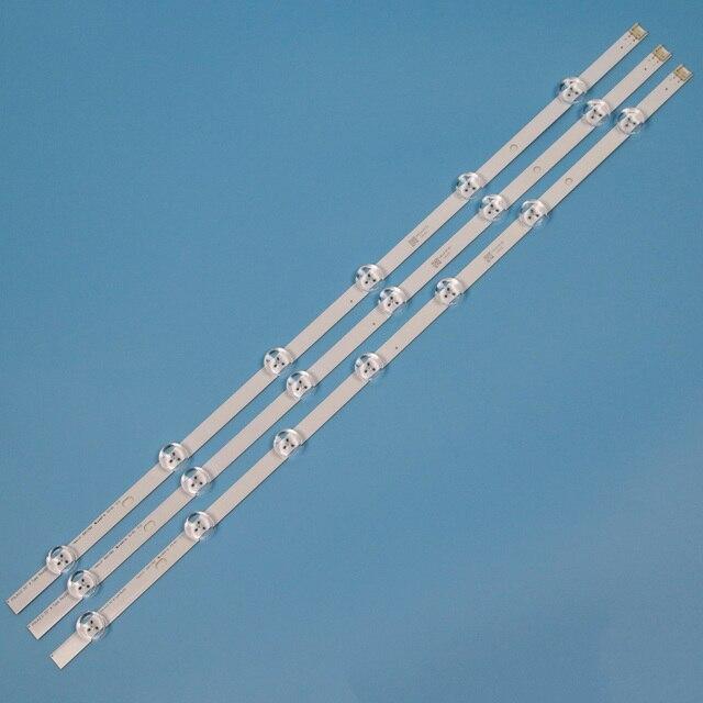 Светодиодная лента для подсветки телевизора LG 32LN540B 32LN530B UA 32LN545B