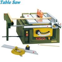 Mini desktop casa carpintaria viu máquina de serra de disco máquina de corte p27070