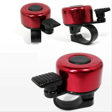 цена на Bicycle Bell Road Mountain Bike Aluminum Alloy Ordinary Bell Sound Bike Handlebar Ring Horn Alarm Warning 7 Color