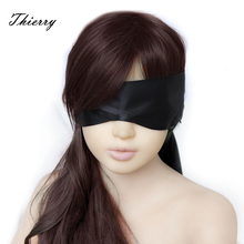Thierry Fetish Sexy Mask Patch Blindfold Adult Games Flirt Sex Toy Sex Products For Couples increase