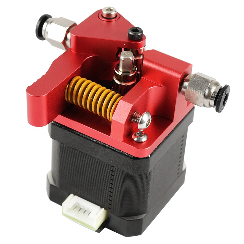 Image 5 - Btech Dual Drive Extruder With Motor For Cr 10/Cr 10S/Tornado 3D Printer Upgrade Aluminum Dual Gear Left Hand Dual Extruder(Le-in 3D Printer Parts & Accessories from Computer & Office