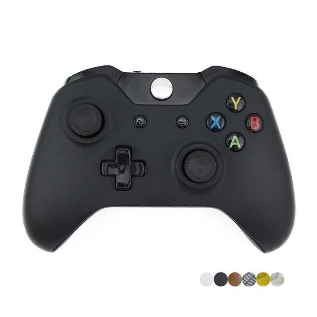 Bluetooth wireless controller joystick gamepad para el controlador xbox one remoto para microsoft xbox one/pc con el cable usb y batería