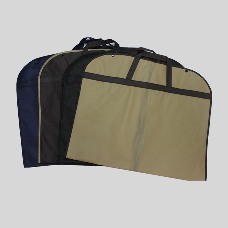 Clothing Covers Zipper Suit Bag Moth Proof Garment Bags Breathable Dust Cover Storage Bags For Clothes garment bag suit cover in Storage Bags from Home Garden