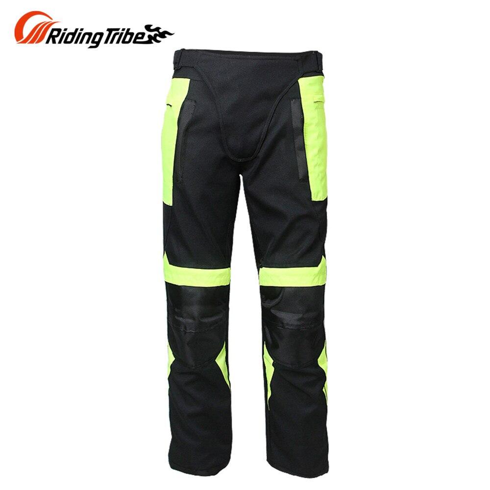 Riding Tribe Summer Breathable Motorcycle Motocross Racing Cycling Pants Motorcycle Motocross Moto Pants Gear Hip Protector