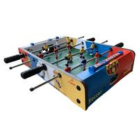 Wooden Children Tabletop Foosball Table Football Machine Double Christmas Gift Toy Boy Adult Entertainment Bar Games Table