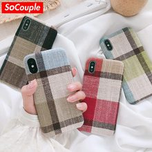 Cloth Texture Iphone Case