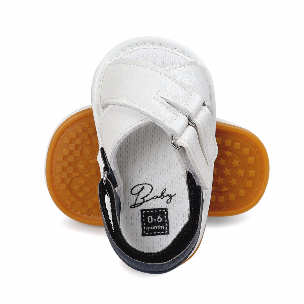 Soft PU Leather Boys Girls Shoes Beach Sandals Baby Girl Summer Toddler Shoes Slip-resistant Sandals baby Moccasins Bebek Shoes