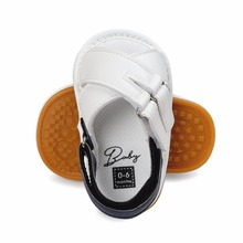 Soft PU Leather Boys Girls Shoes Beach Sandals Baby