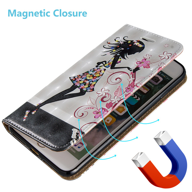 "Non-Buckle Strong Magnetic Flip Case for SamSung S4 SIV 9500 Galaxy S4 SGH-M919 SCH-I545 5.0"" Rough Skin PU Leather Phone Case"
