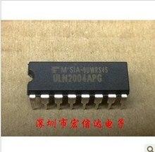 Бесплатная доставка транзистор Дарлингтона матрица ULN2004APG ULN2004 DIP Оригинальный Продукт