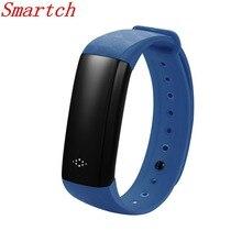 Smartch M2S Bluetooth Спорт умный запястье браслет Heart Rate крови Давление IP67 Водонепроницаемый Bluetooth SmartBand