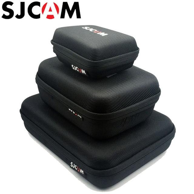 Original SJCAM Storage Collection Bag For SJCAM SJ4000 SJ5000 SJ5000X Elite SJ6 Legend SJ7 Star Action Camera Accessories