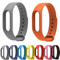 New Xiaomi Mi Band 2 Wrist Strap Miband 2 Silicone Strap Bracelet Replacement Wristband Smart Band Accessories Reemplazo Pulsera