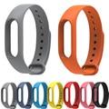Nueva xiaomi mi banda 2 miband wrist strap 2 correa de silicona pulsera accesorios reemplazo reemplazo inteligente muñequera band pulsera