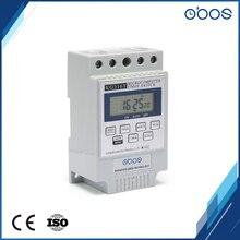 OBOS бренд 120VAC переключатель времени с 10 раз ВКЛ/ВЫКЛ в день/еженедельная Настройка временных интервалов диапазон 1 мин-168 ч низкая цена