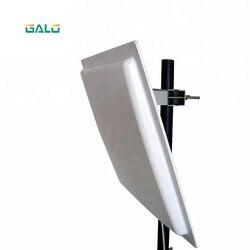 UHF/RFID fern 902-928 MHz rfid kartenleser mit Metall fall wasserdicht 0-15 M zu lesen UHF RFID leser